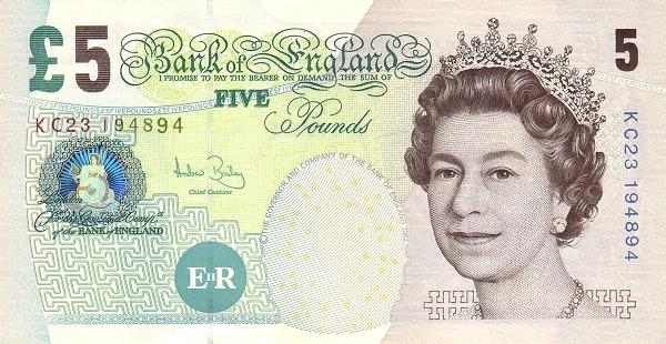 mata uang london
